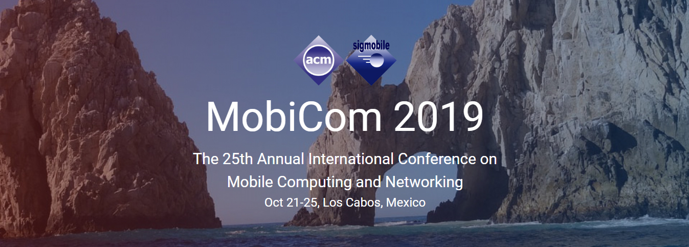 COSMOS Tutorial in ACM MobiCom 2019 (Oct. 21, 2019, Los Cabos, Mexico)