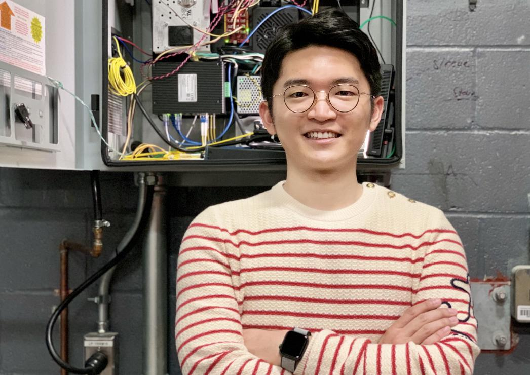 A video about PhD student Tingjun Chen and his contributions to COSMOS featured in the Columbia Engineering website